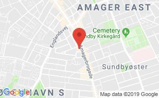 ea74505e508 punkt1 Amagerbrogade location